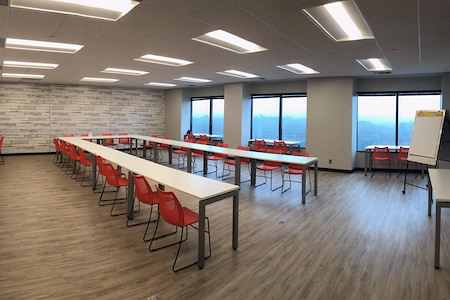 Peachtree Offices at Lenox, Inc. - 40 Person Training Room