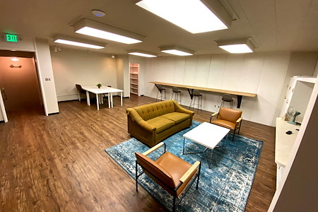 Medford Cowork Collective - Dedicated Desk 1