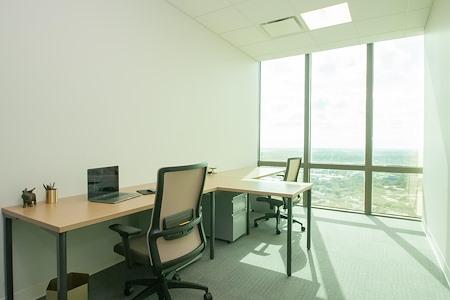 Venture X Dallas Campbell Centre - 3 Desk Internal Office w/natural light
