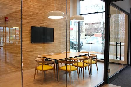 Capital One Café - Lincoln Park - The Capital One Community Room #1