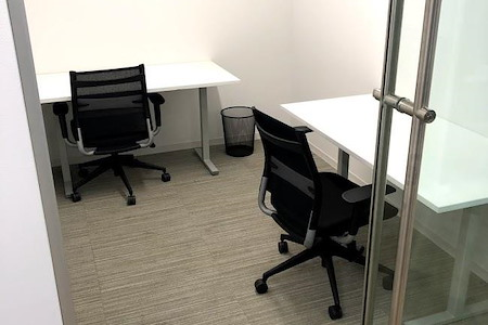 MakeOffices | 17th & Market - 2 Person Deluxe Office (Copy)