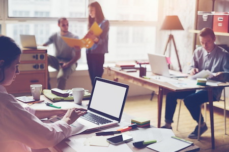 Office Evolution - Southlake - Dedicated Desk