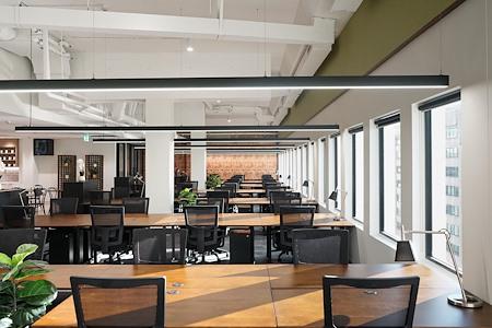 Christie Spaces Walker Street - Stunning Half Floor Office with 60 Desks