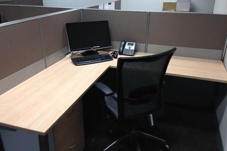 optim2 - Furnished office space