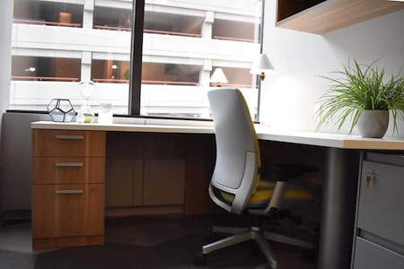 Worklab by Custer - Private Office 116