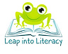Logo of Leap into Literacy