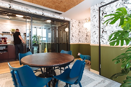 WeWork | 16 Great Chapel St - Private Office - 1 seat