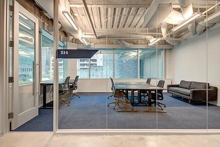 CENTRL Office | Downtown Dallas - Private Office - 16 person