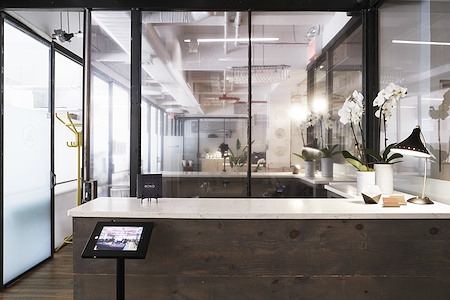 Bond Collective in Flatiron - 3-Person Interior Office
