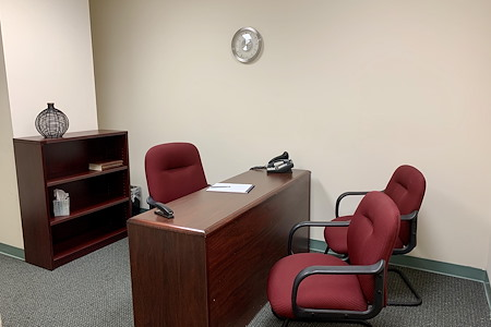 TKO Suites Rockville - Interior Office Available