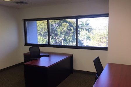 Crown Center Executive Suites (CCESuites) - 310 A - Window