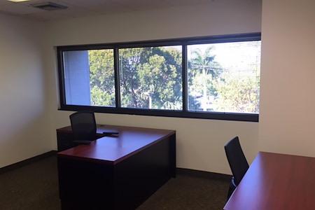 Crown Center Executive Suites (CCESuites) - 307 B - Window