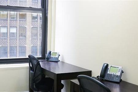 Jay Suites - Penn Station - Windowed Office Suite Facing Broadway