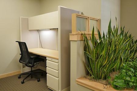 Intelligent Office Washington, DC - Dedicated Desk 1 at Intelligent Office