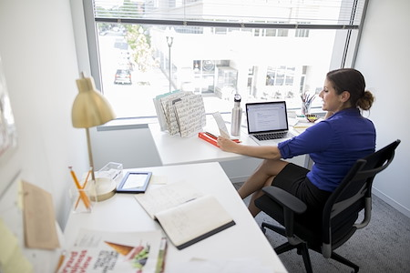 MakeOffices at Bethesda - Dedicated Desk