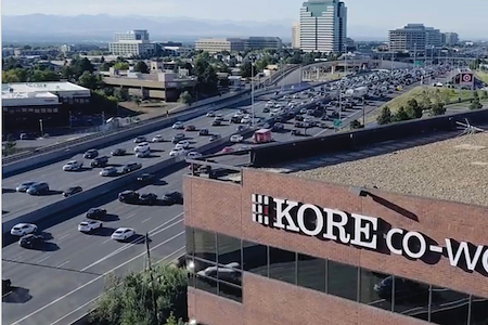 KORE co-working - Dedicated Office - 3 Offices Available