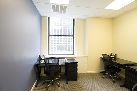Jay Suites - Financial District - 4 person Private Windowed Office