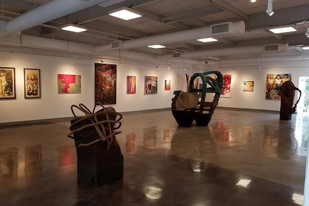 Function Coworking Community - Gallery Space