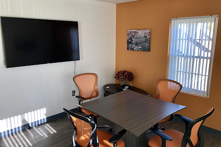 Jefferson Workspace - Syracuse Meeting Room