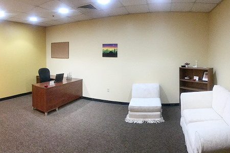 Unity International Peace & Conference Center - Open Office Space