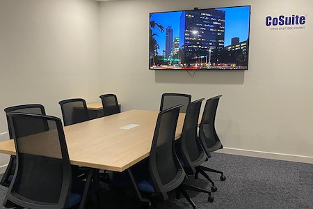 CoSuite® Brickell - Large Conference Room
