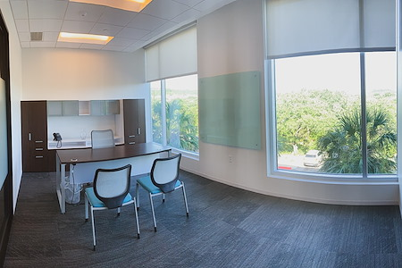 WorkHub - Private Office - 214 Sq Ft