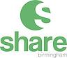 Logo of Share Birmingham's