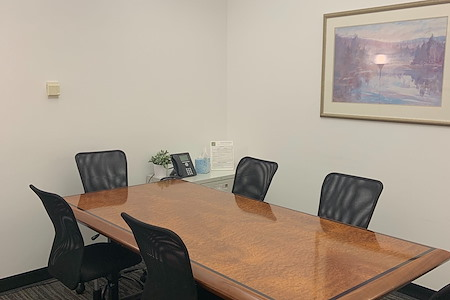 Avanti  Workspace - Wells Fargo Center - Small Meeting Room