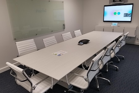 MeetBase Virtual Meeting Center - MeetBase High-Tech Meeting Room