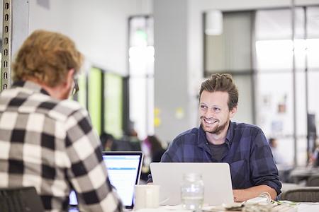 Bespoke Coworking - Coworking Day Pass