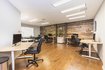 The Port Workspaces @ 317 Washington - Charming Team Office for 7
