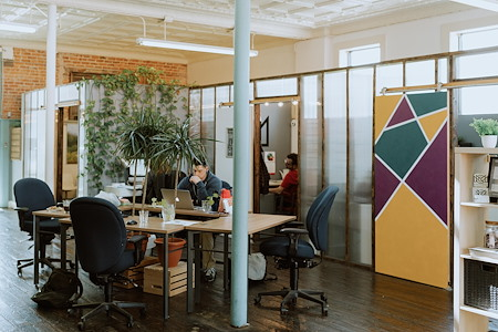 Cova Cowork and Bottoms Up Cafe - Private Offices