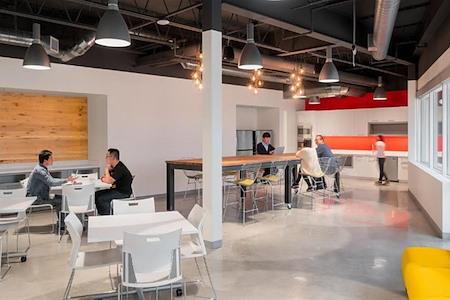 Z-Park Silicon Valley Innovation Center - Membership