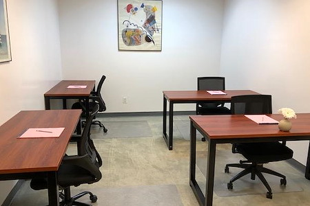 NYC Office Suites - 601 Lexington Ave - 4 person office