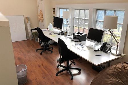 The Barn - Dedicated Desk 1