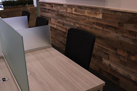 The Reserve - Roseville - Open Desk 1
