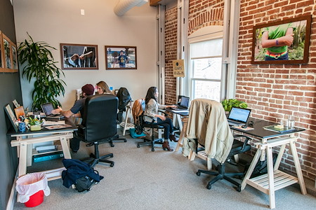 The Port @ 101 Broadway (Jack London Square) - 4 Person Team Office