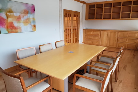 gSPACE | Sherwood Plaza - Meeting Room