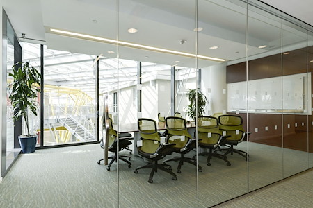 Carr Workplaces - Capitol Hill - Independence Conference Room