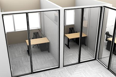 Hone Coworks - Office 71 - Window View