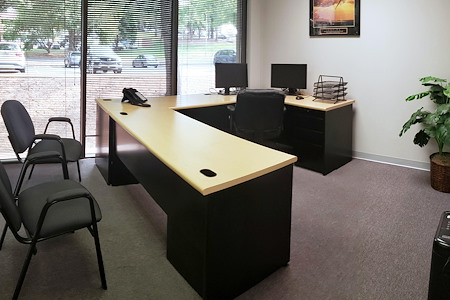 Office Options Meeting Room Facilities - Day Office