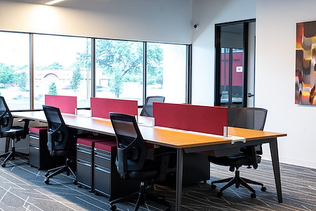 CityCentral - Dallas - Dedicated Desks