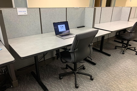 The CoLab @ 55 Merritt - Open Desk - Membership