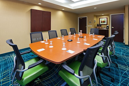 SpringHill Suites by Marriott -Denver North Westminster - Boulder Boardroom