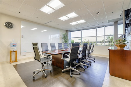 Pleasanton Workspace - 2 person Window Office with view