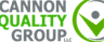 Logo of Cannon Quality Group