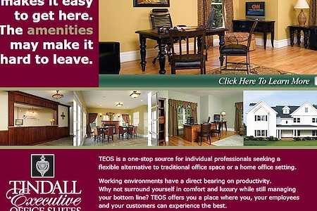 Tindall Executive Office Suites - Suite 5