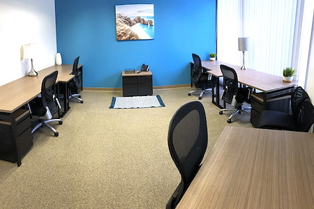 Regus | Waterfront Honolulu - Large Furnished Private Office Suite