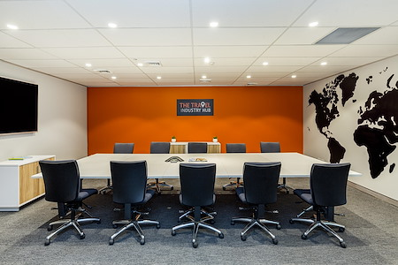 The Travel Industry Hub - Conference Room