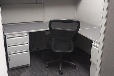 Brightstar Capital LLC - office cubicle